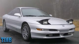 Ford Probe GT Review! The Worst Mustang Ever Made