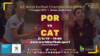 IKF WKC 2019 POR-CAT