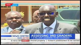 GRADE 3 EXAMS: An update of the countrywide assessment in Nyeri county