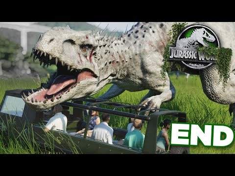 I regret nothing! | Dinosaur Preserve - FINALE | Jurassic World Evolution