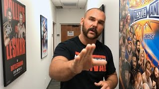Scott Dawson provides an injury update on Dash Wilder: Exclusive, May 5, 2017