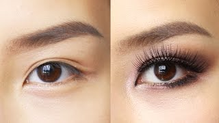Easy Eye Makeup Hooded Or Asian Eyes