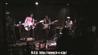B.C.V.ライブ 2010/07/29 Live@ZZ(新橋) http://www.b-c-v.jp/