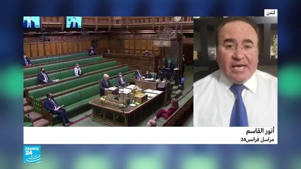 جونسون يعلن اتخاذ إجراءات جديدة بسبب جائحة كورونا في بريطانيا.. ما أهمها؟  - نشر قبل 3 ساعة