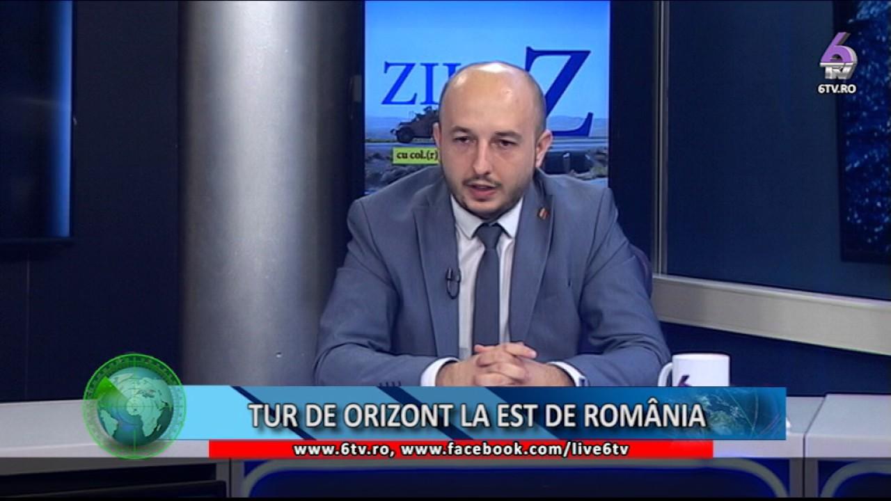 Tur de  ZIUA Z 2017 06 08 - TUR DE ORIZONT LA EST DE ROMÂNIA - YouTube