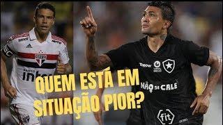 Ameaçados nos Estaduais: São Paulo em situação mais dramática do que o Botafogo
