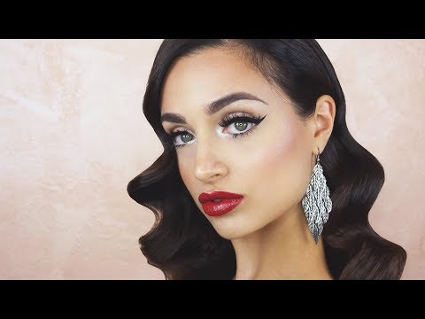 Glam Red Carpet MakeUp Tutorial | Omar Turrini