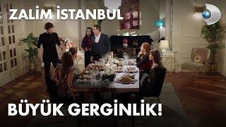 Akşam yemeğinde büyük gerginlik! - Zalim İstanbul 18. Bölüm