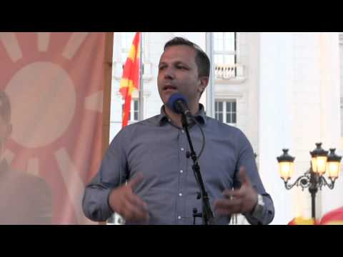 Спасовски: Кампот на слободата е нашата иднина