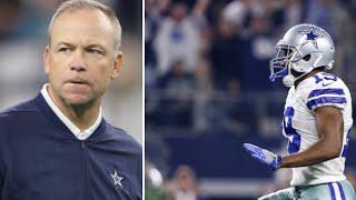 Quick Film Session of Scott Linehan's plays for the  Dallas Cowboys' Amari Cooper...