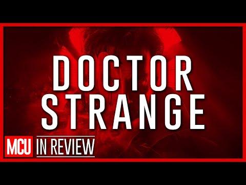 Doctor Strange - Every Marvel Movie Reviewed & Ranked