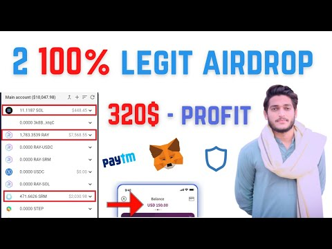 New Crypto Airdrop Today || new crypto airdrops 2021 || Make Money Online