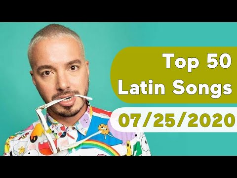 US Top 50 Latin Songs (April 25, 2020) from YouTube · Duration:  5 minutes 32 seconds