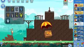 Angry Birds Friends tournament, week 378/A, level 2