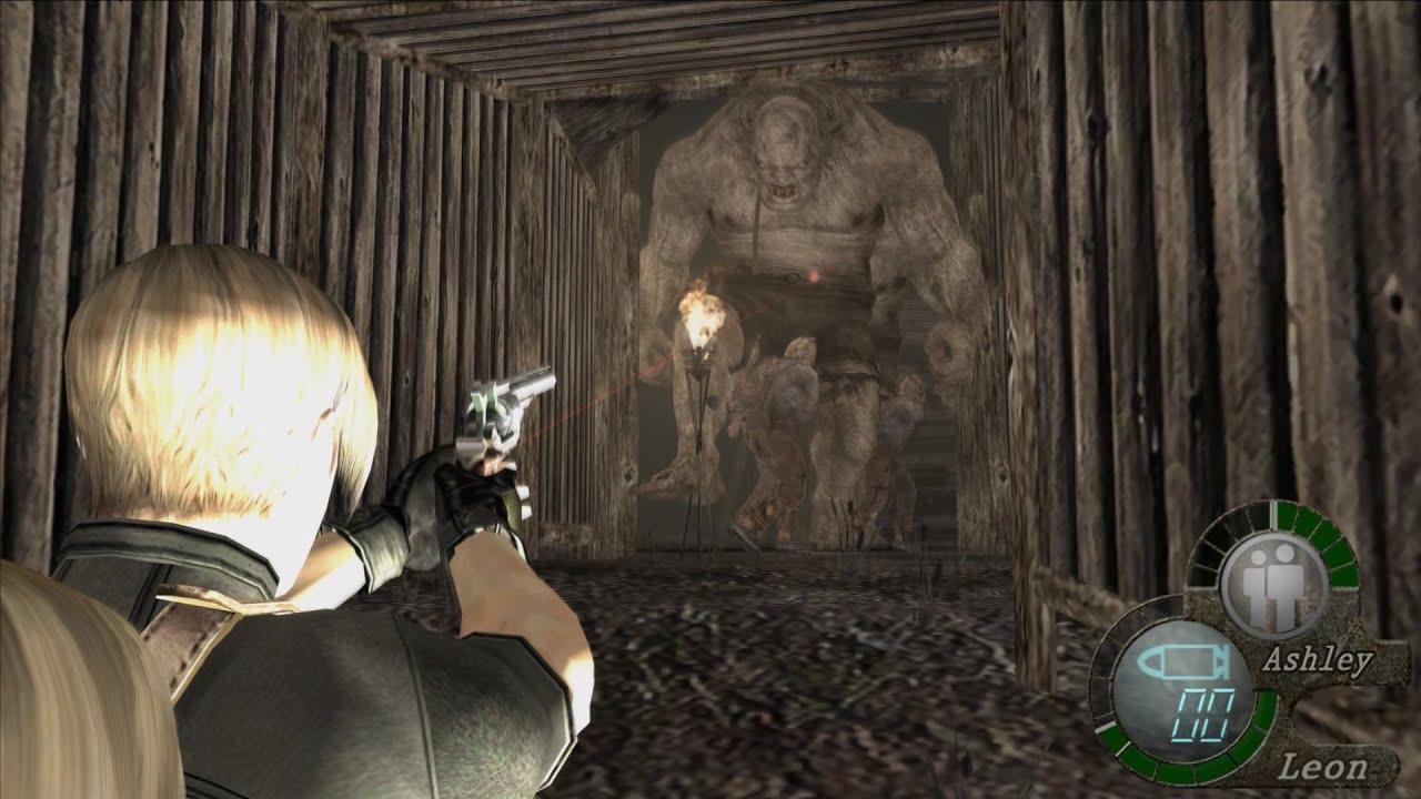 Resident evil 4 - MOD RISING OF EVIL PROFESIONAL - Parte 20 - Empiezan las cosas raras