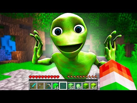 FINDING REAL DAME TU COSITA IN MINECRAFT! - YouTube