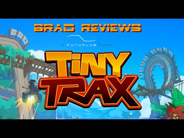 Tiny Trax PSVR Gameplay Review