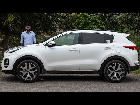 Kia Sportage Review - Feature Loaded & Sexy | Faisal Khan