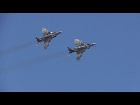 Athens Flying Week 2017 Hellenic Air Force F-4E Phantom