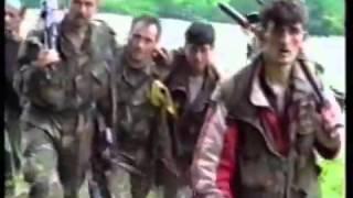Kolona Srebrenica Nezuk 16 juli 1995