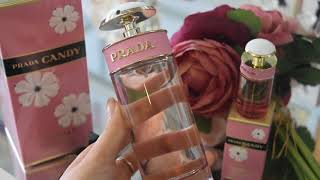 Video Prada Candy Florale Prada for women