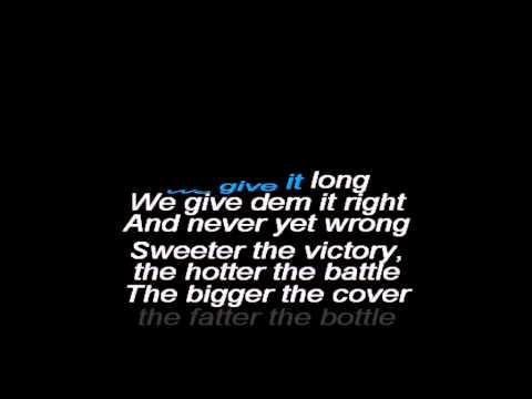 Skrillex-Make It Bun Dem (with lyrics)