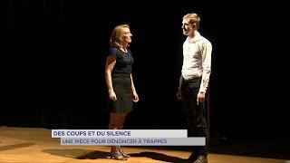 Yvelines | Des coups et du silence : une pièce pour dénoncer à Trappes