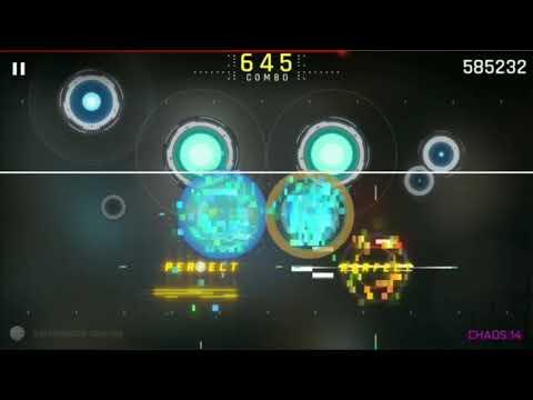 Sentimental Journey (Chaos Lv 14) Million Master!!! [Cytus 2 - Ivy]