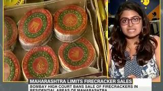 Bombay high court bans sale of fire crackers in Maharashtra