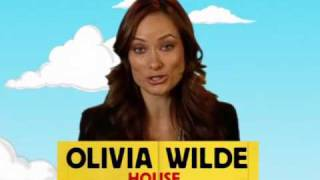The Simpsons 20th Season - Olivia Wilde