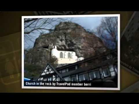on my own berri 39 s photos around idar oberstein germany rock church at idar oberstein germany. Black Bedroom Furniture Sets. Home Design Ideas