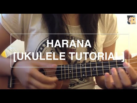 Harana - Parokya ni Edgar (EASY Ukulele Tutorial) - YouTube