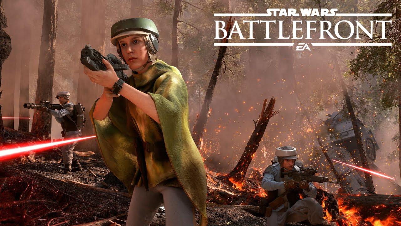 star wars battlefront free game updates youtube. Black Bedroom Furniture Sets. Home Design Ideas