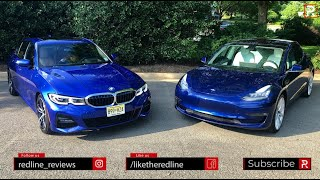 Does The Best Compact Sport Sedan Come From BMW Or Tesla? – 3-Series Vs. Model 3