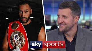 Carl Froch defends his comments on James Degale in saying he would have 'smashed him to bits'