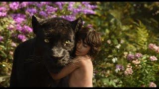 主人公の少年モーグリを導く黒ヒョウのバギーラを松本幸四郎、モーグリ...