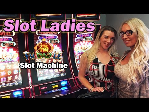 🎰 Fu Doa Le with Lacey & Colleen of the The Slot Ladies!