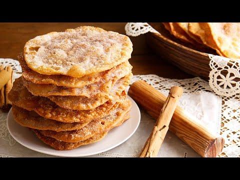 Buñuelos de Rodilla (Mexican Fritters) | Muy Bueno