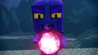 Minecraft SAVE OUR CROWN Minecraft Song Parody You Cant Drag Me Down By Theatlatiascraft