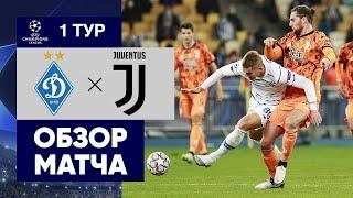 20.10.2020 Динамо Киев - Ювентус - 0:2. Обзор матча