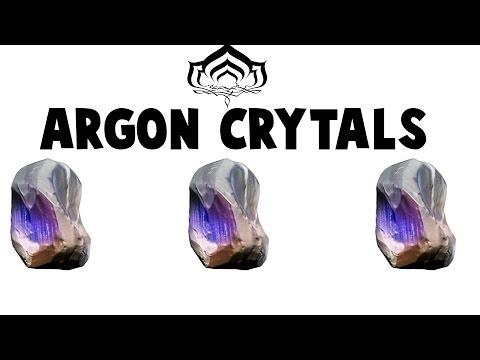 Best Place To Farm Argon Crystals 2020 WarFrame Farming: COMPLETE ARGON CRYSTAL FARM GUIDE 1 CRYSTAL PER