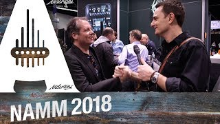 NAMM 2018 Archive - Any News From Kemper?