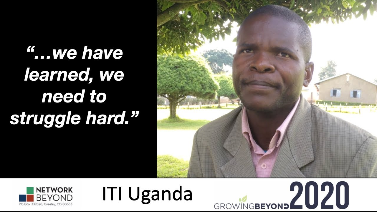 "ITI Impact 2020 ""…we have learned, we need to struggle hard."" w/ Tom in Uganda"