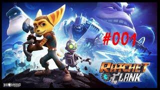Ratchet and Clank #001 Let´s Start (Planet Veldin)