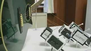 Beastie Beats Exhibition ルッソロと過去からの未来をたよりに  - Little intonarumori -