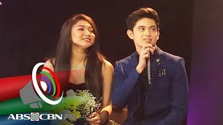 James and Nadine define their relationship