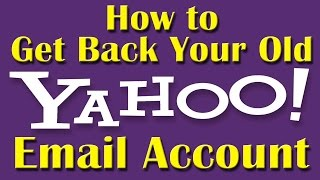 How to Recover Forgot Yahoo Password