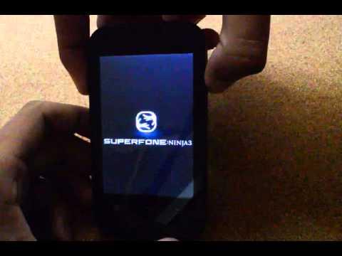 How to hard reset (factory settings) Micromax Ninja A57