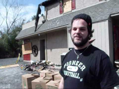 Andrew Wallace Talks About the Churchville Inn Fire