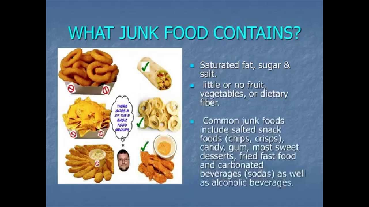 impact of junk food on health Support for broader effects of junk foods in school on social/behavioral  hd057193, the bing center for health economics at rand, and the rand labor and.